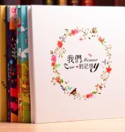 Customized DIY Photo Album for Anniversaries