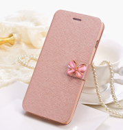 Wallet Leather Case For iPhone 6 6S / 6 6S Plus Luxury Coque Cover for iPhone 6 S Plus Capa Fundas With Card Slot And Kickstand