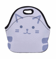 Waterproof & Heat Retention Lunch Bag Printed with Custom Design