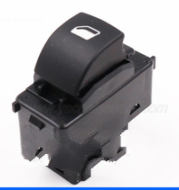 6554.QL for Citroen C4 Peugeot 207 passenger side glass lift single switch electric window switch