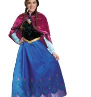 Anna Costume Frozen Adult Size