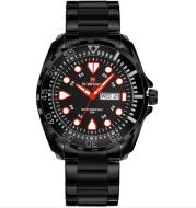 NAVIFORCE collar Xiang 9105 men's sports watch men's watch waterproof LED dual display multi-function quartz watch