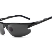 Aluminum magnesium sunglasses men's glasses driver driving mirror polarizer fashion sunglasses