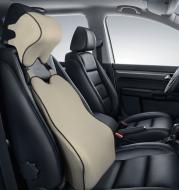 Car Neck Pillow Lumbar Sets Four Seasons Lumbar Pillows Waist Pads Car Cushion Backs Memory Cotton Wholesale