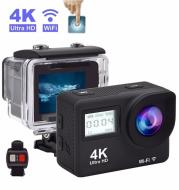 4K HD dual screen with WIFI motion camera