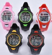 Children Swimming Sports Digital relojes Waterproof cute Cartoon Wrist Watch children Girls Gift #YW