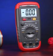 Handheld mini capacitor table