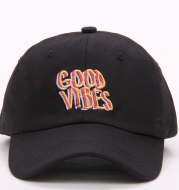 New letter embroidery men and women hip hop hat hip-hop baseball cap