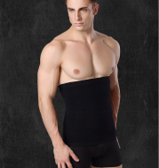 Abdominal belt waist waist breathable plastic belt
