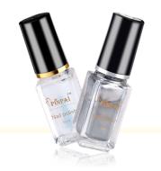 Mirror silver nail polish plating metal mirror silver oil 6ml environmental nail polish factory direct sales