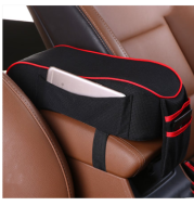 Car armrest box pad central hand box increase pad universal memory cotton multi-function car modified armrest pad