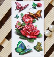 Tattoo sticker tattoo tattoo applique