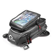 Multi-function motorcycle rider leg bag fuel tank bag outdoor travel bag