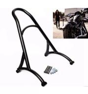 Motorcycle accessories backrest rear shelf