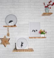 Nail winding manual DIY string decorative painting material package