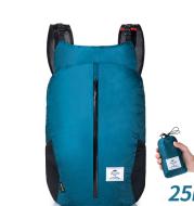 Shoulder Folding Backpack Waterproof Light Skin Pack Travel Storage Bag
