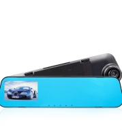 New traffic recorder rear view mirror car vehicle HD insurance car insurance gift machine manufacturer wholesale