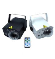 LED laser magic fans, your laser projection lamp, stage lighting equipment, bar, private room, KTV lamp, two-in-one effect