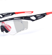 Outdoor color changing lens sports glasses goggles