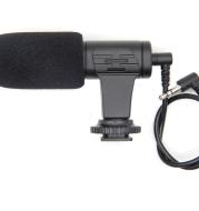 Photo recording microphone