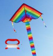 Children's Rainbow Kite Trumpet