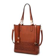 Hollow handbag shoulder messenger bag
