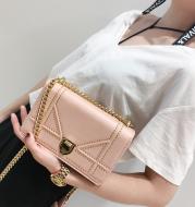 Rivet chain small square bag