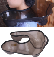 Salon Hairdressing Neck Tray Perm Container