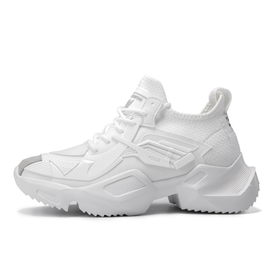 233457736978 Increased thick-soled sneakers