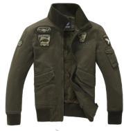Men's jacket Slim-fit collar cotton men's