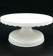 Cake decorating table, high-end cake turntable
