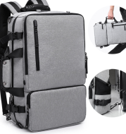 Anti-theft backpack three-purpose computer bag