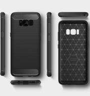 Soft silicone phone case