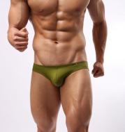 Triangle low waist men's underwear