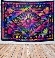 Home printing tapestry