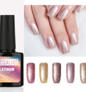Platinum nail 24 colors