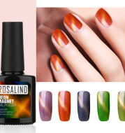 Phototherapy gel rainbow cat eye system nail 15 color