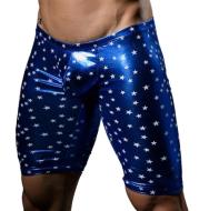 Hot stamping star pants