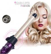Automatic curling iron ceramic roll does not hurt hair perm curl artifact 360 degree automatic rotation