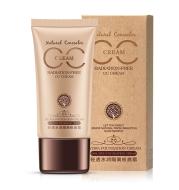 Light and moisture-soluble foundation cream