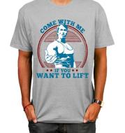 Casual Men's Trendy Fitness T-Shirt