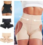 Hip-lifting pants, rubber, fat-moving pants
