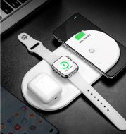 3-in-1 wireless charging