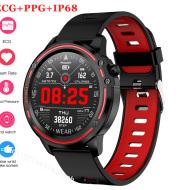 L8 smart bracelet heart rate ECG monitoring bracelet