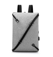 Large-capacity business computer bag