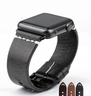 Accessories leather watch belt