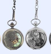 Mechanical pocket watch