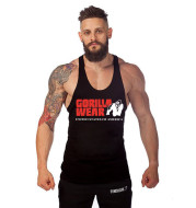 Sleeveless sports T-shirt running vest