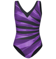 Swimsuit women's new one-piece cover belly
