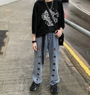 Vintage Hollow Daddy Pants